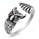 Silver Ring - Owl - $4.89