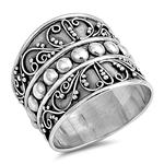 Silver Ring - Bali Design - Start @ $11.29