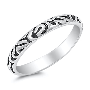 Silver Ring - $3.45