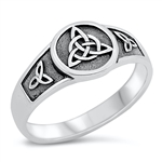 Silver Ring - Celtic - $5.77