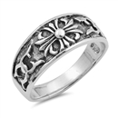Silver CZ Ring - $8.22
