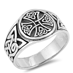 Silver Ring - Celtic - $10.10