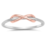 Silver Ring - Infinity - $2.71