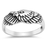 Silver Ring - Eagle - $3.99