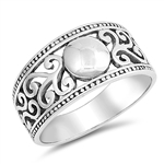 Silver Ring - $6.55