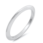 Silver Ring - Knife Edge - $3.43