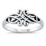 Silver Ring - Celtic - $3.32
