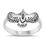 Silver Ring - Eagle - $3.93