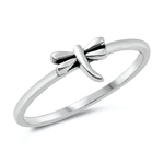 Silver Ring - Dragonfly - $2.07