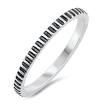 Silver Ring - Thin Band - $2.62