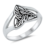 Silver Ring - Celtic - $5.15