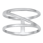 Silver Ring - Caged Ring - $3.67