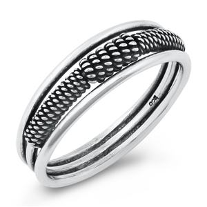 Silver Ring - $5.20