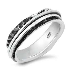 Silver Ring - $7.98