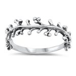 Silver Ring - Branches - $3.06