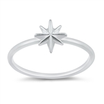 Silver Ring - Twinkle Stars - $2.36