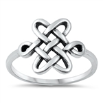 Silver Ring - Celtic - $3.74