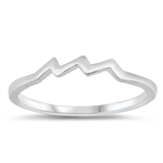 Silver Ring - Zodiac Aquarius - $2.65