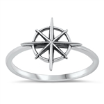 Silver Ring - Star - $2.87