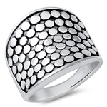 Silver Ring - Bali Style - $13.66