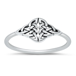 Silver Ring - Celtic - $2.26