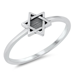 Silver Ring - Star of David - $2.41