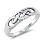 Silver Ring - Celtic - $3.18