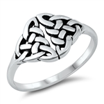 Silver Ring - Celtic - $3.45