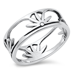 Silver Ring - Sunrise - $5.28