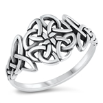 Silver Ring - Celtic - $4.46