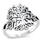 Silver Ring - Tree of Life - $4.71