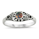 Silver CZ Ring - $5.35