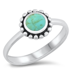 Silver Ring w/ Stone - $8.61