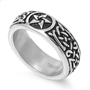 Stainless Steel Ring - $4.38