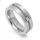 Stainless Steel Ring - $3.23