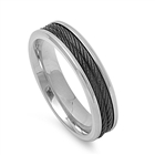 Stainless Steel Ring - $4.03