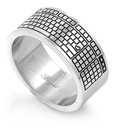 Stainless Steel Ring  -  $2.3