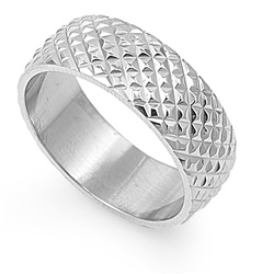Stainless Steel Ring - $2.31