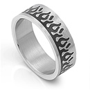 Stainless Steel Ring  -  $2.58