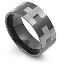 Stainless Steel Ring  -  $2.88