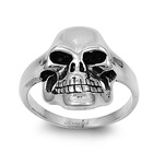 Stainless Steel Ring - Skull  -  $4.66