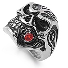 Stainless Steel Ring - Skull  - $5.04