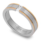 Stainless Steel Ring - $2.56