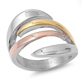 Stainless Steel Ring - $5.89
