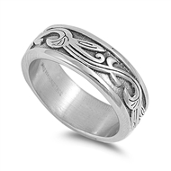 Stainless Steel Ring - $3.28