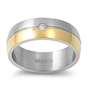 Stainless Steel Ring - $2.43
