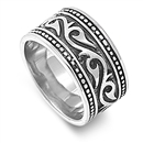 Stainless Steel Ring - $4.79