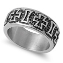 Stainless Steel Ring - $5.21