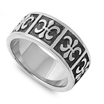 Stainless Steel Ring - $4.26