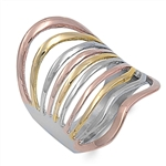 Stainless Steel Ring - $4.90